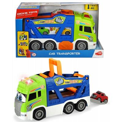 Игрушка Dickie Toys Транспортер Happy Scania 42 см + 1 машинка