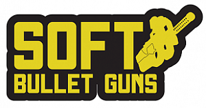 Shoot soft bullet gun